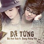 Tải nhạc Zing Đã Từng (Single) online miễn phí