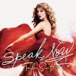 Tải nhạc hay Speak Now (Deluxe Package) nhanh nhất về máy
