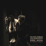 Nghe và tải nhạc Mp3 No Nos Sobran Los Domingos (Version Bachata) (Single) về điện thoại