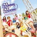 Tải nhạc Zing BBoom BBoom (Japanese Single) miễn phí về điện thoại