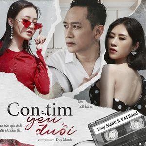 Download nhạc Con Tim Yếu Đuối (Single) Mp3 chất lượng cao