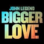 Nghe và tải nhạc Bigger Love (Single) trực tuyến miễn phí