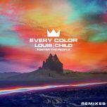 Nghe và tải nhạc hot Every Color (Remixes EP) về điện thoại