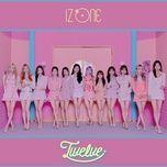 Nghe và tải nhạc hay Twelve (Special Edition) hot nhất