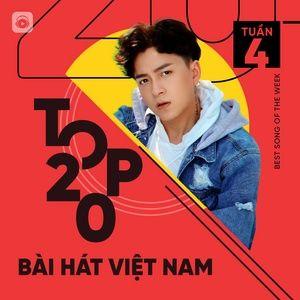 Tải nhạc Bảng Xếp Hạng Bài Hát Việt Nam Tuần 04/2021 về máy