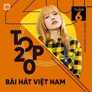 Nghe nhạc Bảng Xếp Hạng Bài Hát Việt Nam Tuần 06/2021 tại NgheNhac123.Com