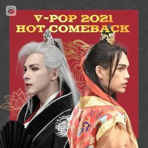 V-POP 2021: Hot Comeback - V.A