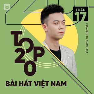 Nghe nhạc Bảng Xếp Hạng Bài Hát Việt Nam Tuần 17/2021 Mp3 online