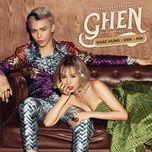Nghe nhạc Ghen Beat về máy