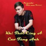 Bài hát Khẽ Thôi Cưng À (Despacito Vietnamese Version) Remix trực tuyến miễn phí
