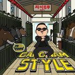 Nghe và tải nhạc hay Gangnam Style hot nhất về điện thoại
