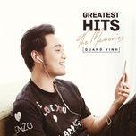 Nghe nhạc Nếu Lúc Trước Em Đừng Tới (Greatest Hits - The Memories) Mp3 online