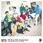 Nghe nhạc Crystal Snow Mp3 trực tuyến