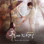 Bài hát Love Story (The Legend Of The Blue Sea OST) Mp3 về điện thoại