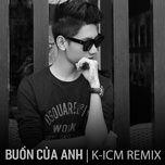 Download nhạc hay Buồn Của Anh (K-ICM Remix) về máy