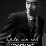 Tải nhạc Buồn Của Anh (B'Small Remix) trực tuyến miễn phí