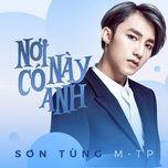 Bài hát Nơi Này Có Anh (Masew Remix) Mp3 online