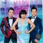 Bài hát Người Em Sầu Mộng Mp3 online