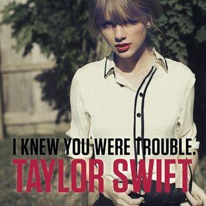 Tải bài hát Mp3 I Knew You Were Trouble nhanh nhất về điện thoại