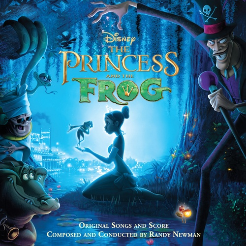 """Thumb Dig A Little Deeper (From """"The Princess And The Frog""""/Soundtrack Version)"""