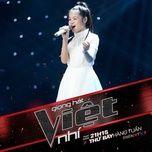 Tải nhạc hot Tự Nguyện (Live At Giọng Hát Việt Nhí 2018) chất lượng cao