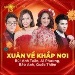 Download nhạc Xuân Về Khắp Nơi miễn phí