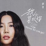 Nghe và tải nhạc Never Let You Go / 我只喜歡你 (Anh Chỉ Thích Em OST) online miễn phí