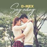 Download nhạc Say Nắng Mp3 chất lượng cao