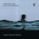 Nghe và tải nhạc hot Cold Summer (Dash Berlin Remix) chất lượng cao