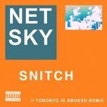 Bài hát Snitch (Toronto Is Broken Remix) Mp3 nhanh nhất