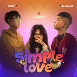 Tải nhạc Simple Love (Nited Remix) Mp3 hay nhất