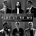 Tải nhạc Let It Be Me (Sondr Remix) nhanh nhất về máy