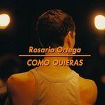 Nghe và tải nhạc Mp3 Como Quieras miễn phí về điện thoại