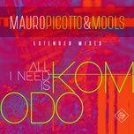 Tải nhạc All I Need Is Komodo (Devid Mix) Mp3
