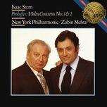 Nghe nhạc Violin Concerto No. 1 in D Major, Op. 19: I. Andantino Mp3 miễn phí về điện thoại