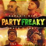 Tải nhạc Party  Freaky trực tuyến