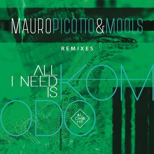 Nghe nhạc All I Need Is Komodo (Marco Cavax Remix) online