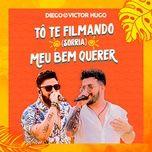 Tải bài hát Mp3 To Te Filmando (Sorria) / Meu Bem Querer (Ao Vivo) hot nhất về điện thoại