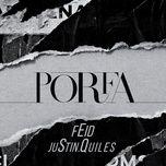 Tải bài hát Porfa nhanh nhất