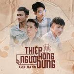 Nghe nhạc Mp3 Thiệp Hồng Người Dưng online miễn phí