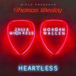 Tải nhạc Heartless hot nhất