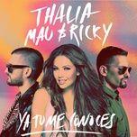 Tải nhạc hot Ya Tú Me Conoces Mp3 miễn phí về điện thoại