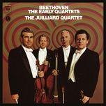 Bài hát String Quartet No. 4 in C Minor, Op. 18/4: I. Allegro ma non tanto online miễn phí