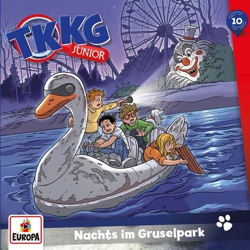 Bài hát 010 - Nachts im Gruselpark (Inhaltsangabe) nhanh nhất về máy