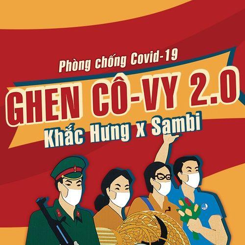 Download nhạc hot Ghen Cô Vy 2.0 miễn phí về điện thoại