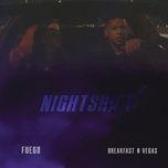 Nghe và tải nhạc hot Nightshift trực tuyến