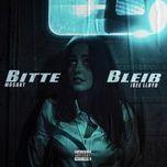 Download nhạc hay Bitte Bleib trực tuyến miễn phí