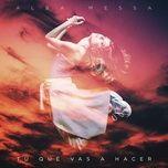 Nghe và tải nhạc hay Tú Qué Vas a Hacer online miễn phí