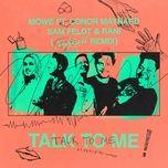 Download nhạc Talk To Me (Nightcall Remix) Mp3 chất lượng cao