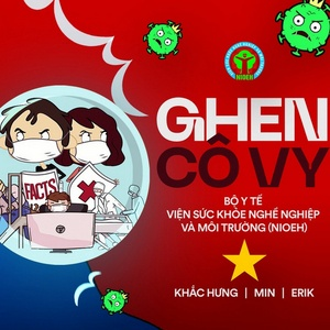 Download nhạc hay Ghen Cô Vy (English Verion) online